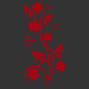 Virág 08 matrica kép