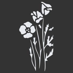 Virág 09 matrica kép