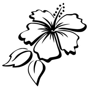 Virág motívum 07 matrica kép