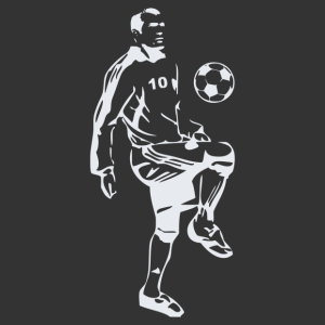 Zidane 03 matrica kép